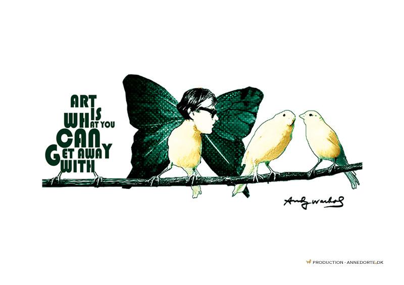 Plakat Andy Warho